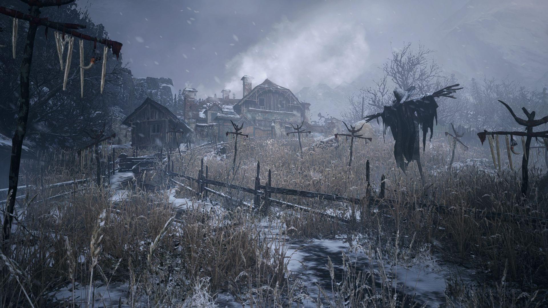 Village de Resident Evil 8