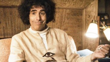 Sacha Baron Cohen A Presque Joué Un Mime Dans Un