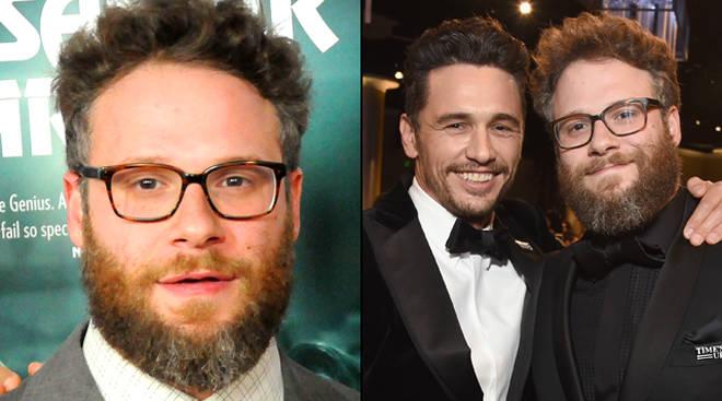 Seth Rogen n'a pas l'intention de travailler à nouveau avec James Franco