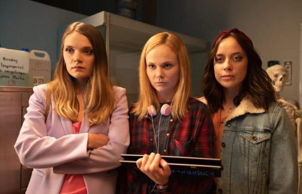 Sexify a frappé Netflix le 28 avril et la série polonaise a déjà conquis le cœur des téléspectateurs.  (Photo: Netflix)