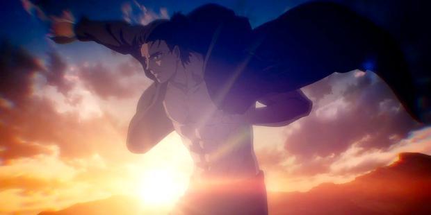 Les Jaegerists recherchent Eren Jaeger et Zeke pour se réunir pour utiliser le pouvoir du Titan fondateur (Photo: Crunchyroll)