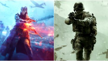 If The Rumors About Call Of Duty's 2021 Lack Of Multiplayer Are True, It's Great News For Battlefield 6