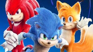 Sonic The Hedgehog 2 Termine Le Tournage Alors Que Le