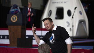 Spacex Lancera Une Mission Lunaire Financée Par Dogecoin En 2022