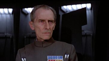 Star Wars: Qui Est Le Méchant Amiral Tarkin?