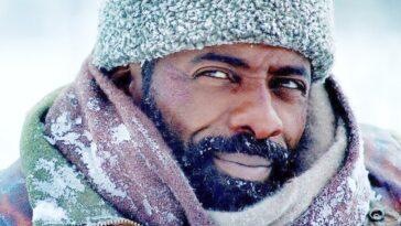 Stay Frosty Teams Idris Elba Avec Le Directeur De L'extraction