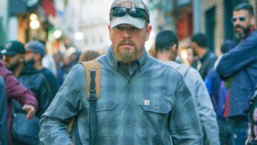 Stillwater Trailer: Matt Damon Est Un Roughneck De Plate Forme Pétrolière