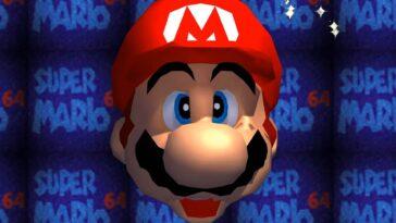 Super Mario 64: Le Port Pc Reçoit Le Lancer De