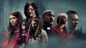"""The Walking Dead: La Saison 11 """"sera Sombre Et Brutale"""""""