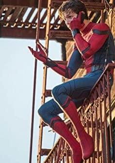 La jeunesse de Tom Holland a donné à Spiderman un air détendu.  Photo: (IMDB)