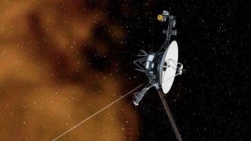 Un «bourdonnement» Mystérieux Fait Vibrer L'espace Interstellaire. Voyager 1 En