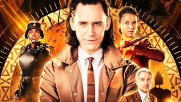 Une Nouvelle Affiche De Loki Associe Le Dieu Du Mal