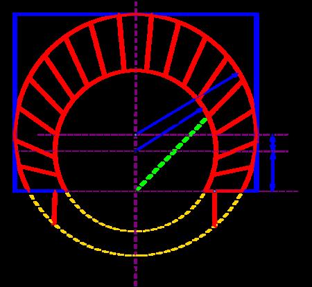 Image 5 10 Schéma de l'arc islamique des Cordobes
