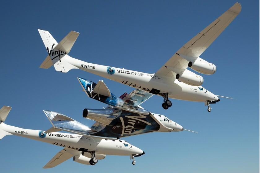 VSS Unity de Virgin Galactic termine avec succès son vol spatial: le tourisme spatial plus proche que jamais