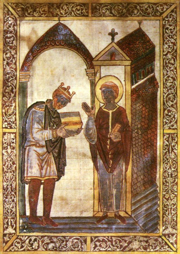 Athelstan était le fils du roi Édouard l