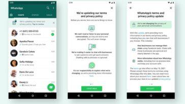 WhatsApp se retire: la nouvelle politique de confidentialité arrive le 15, mais ne pas l'accepter n'affectera pas notre compte