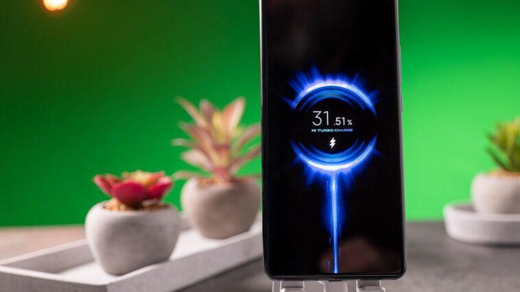 Xiaomi En Cours D'enregistrement: Chargez La Batterie En Moins De