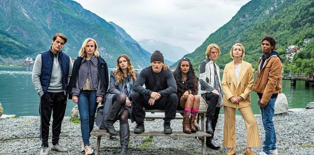 """Laurits a-t-il découvert son côté sombre dans la deuxième saison de """"Ragnarok""""? (Photo: Netflix)"""