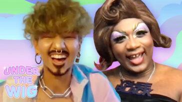 Under The Wig Avec Chiyo: «la Course De Dragsters De