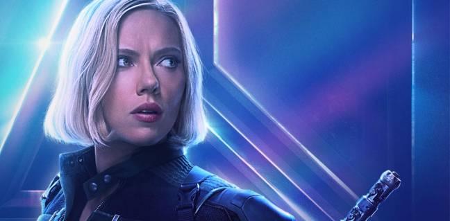 Scarlett Johansson est Natasha Romanoff – alias Black Widow (Crédit: Marvel)