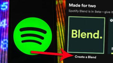 Spotify Blend : Comment Créer Une Liste De Lecture Blend