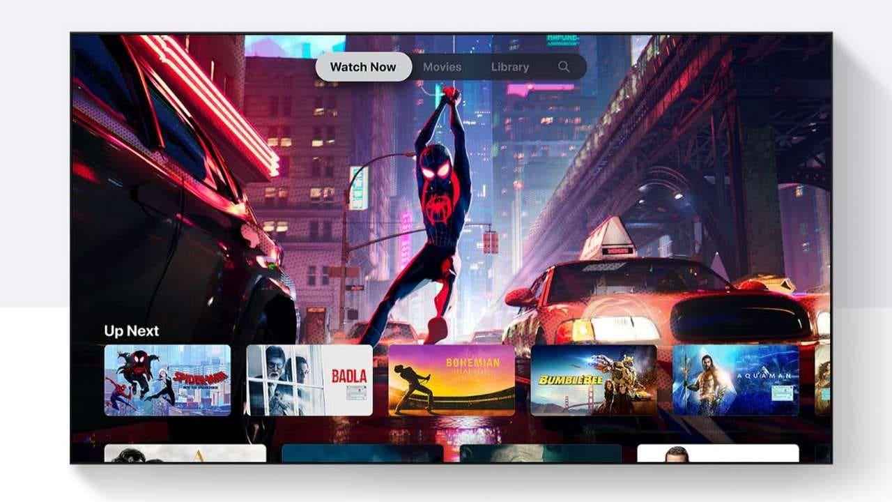 L'application Apple Tv Est Désormais Disponible Sur Google Play Store