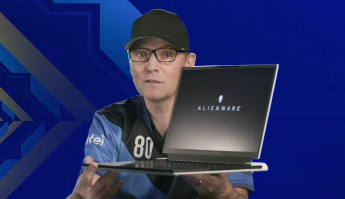 ordinateur portable intel 11e génération mobile core alienware