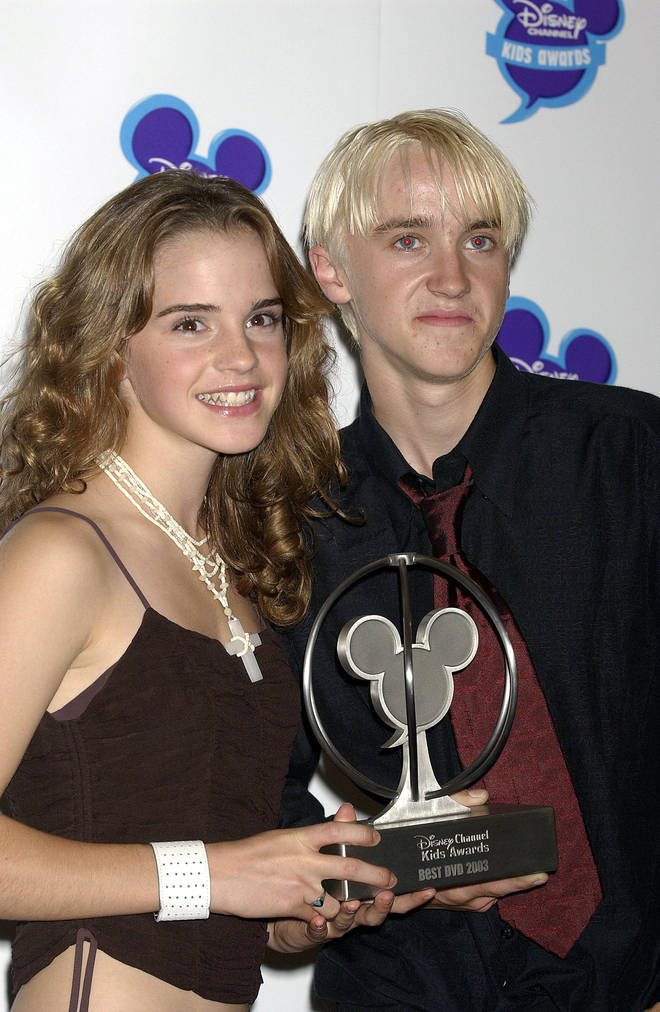Disney Channel Kids Awards 2003 au Royal Albert Hall, Londres, Grande-Bretagne - 20 septembre 2003
