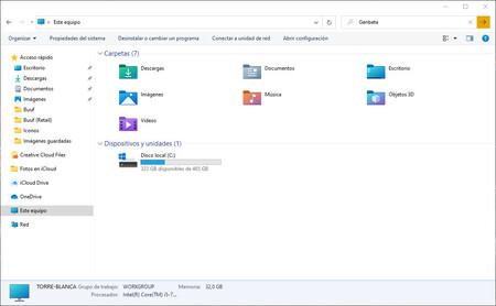 Windows 10 Nouvelles icônes