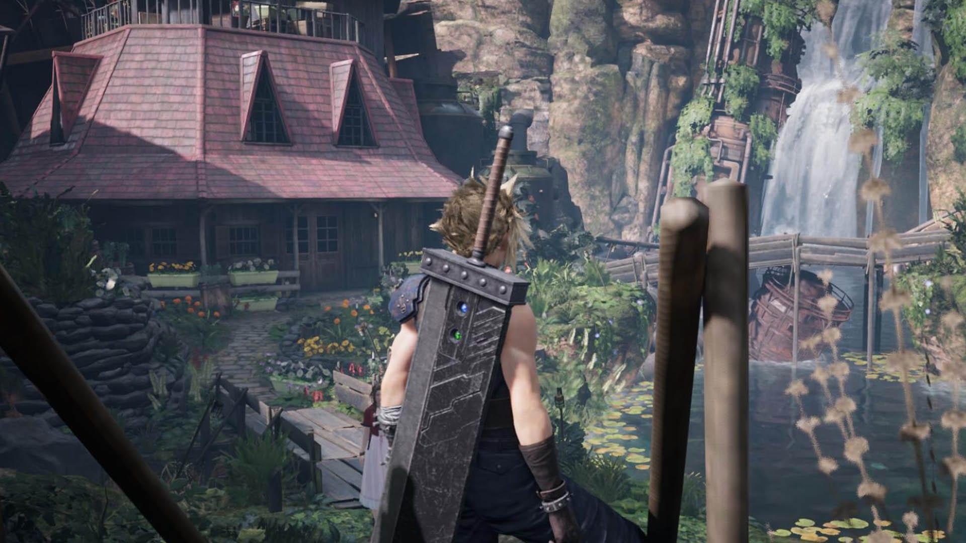 Final Fantasy 7 Remake Intergrade - Aperçu de la matière