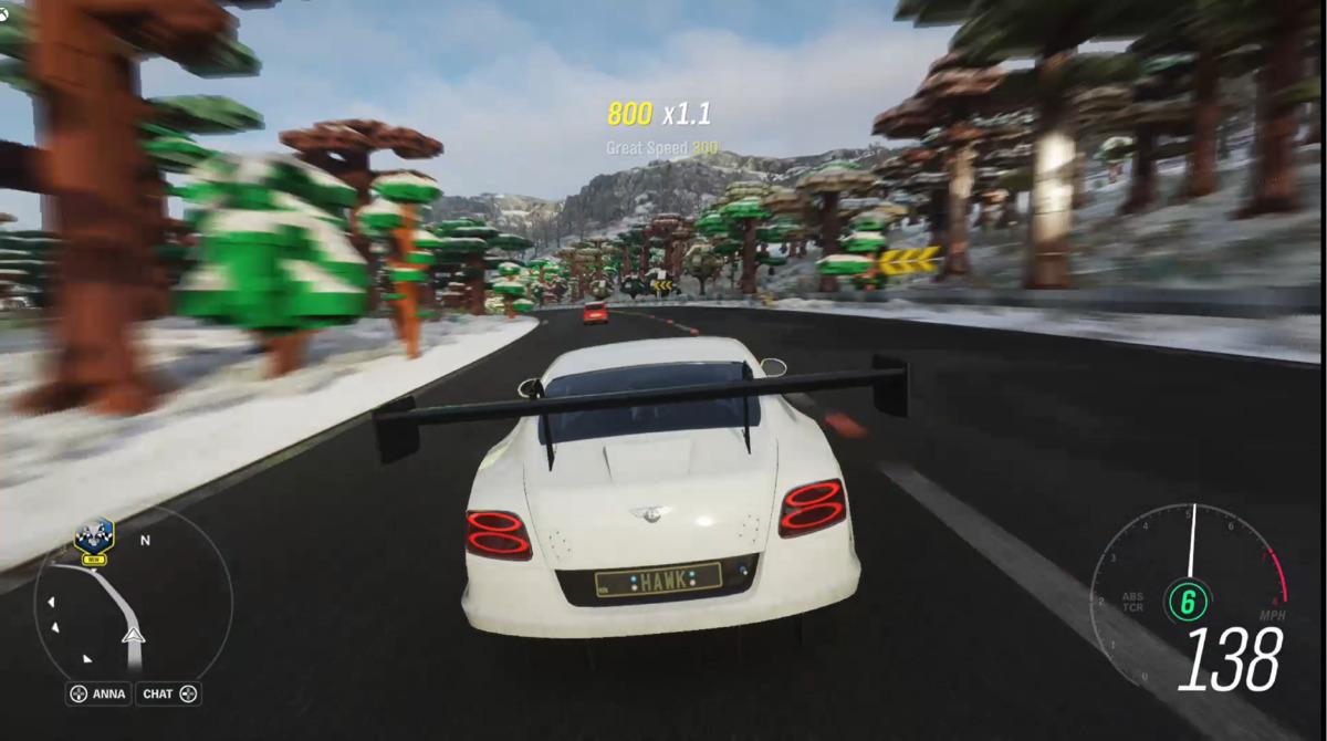 xbox cloud gaming forza horizon 4 gameplay