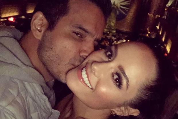 Actuellement, Ana Lucía Domínguez est mariée à Jorge Cárdenas (Photo: Instagram / Jorge Cárdenas)