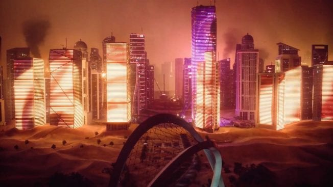 Battelefield 2042 - Ville moderne