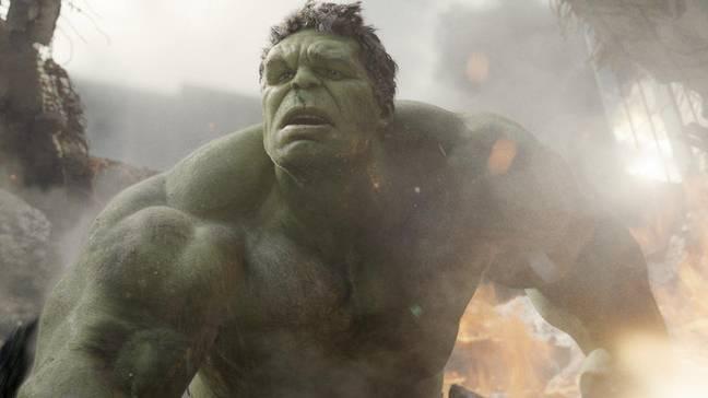 The Hulk (Crédit: Marvel)