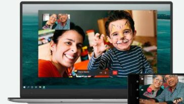 Visioconférence Dans Whatsapp : Comment Appeler Avec Une Caméra