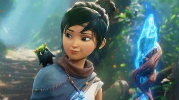 Kena: Bridge of Spirits a l'air charmant, un nouveau gameplay montré dans la présentation des développeurs