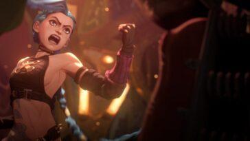 """Netflix Et Riot Games Lancent Le Premier Clip D'""""arcane"""""""