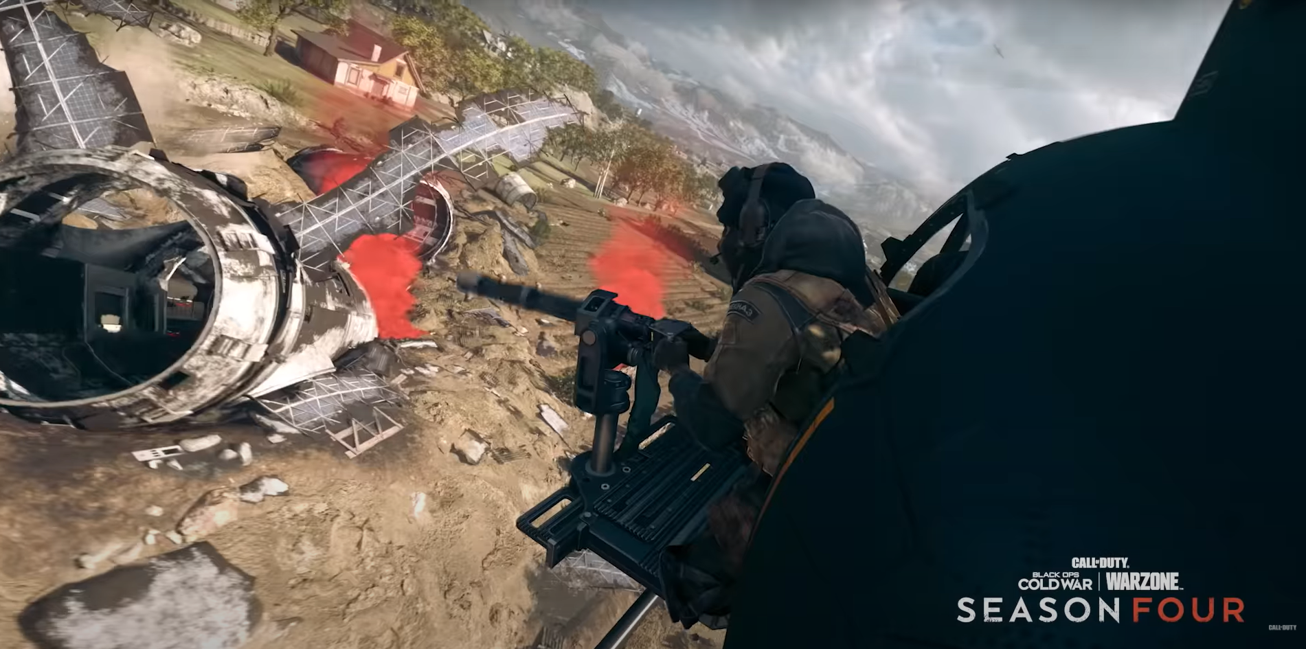 Call of Duty Warzone saison 4