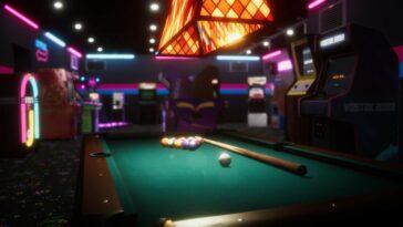 Arcade Paradise Trailer vous accueille à la laverie King Wash