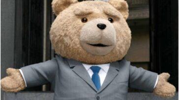 """L'ours irrévérencieux """"Ted"""" de retour dans une nouvelle série en streaming"""