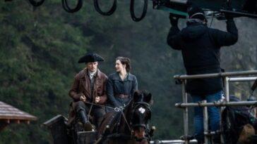 Outlander : un plan astucieux leur permet de filmer la saison 6