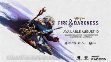 Godfall exclusif à la console PS5 est, euh, à venir sur PS4