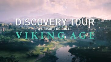 Assassin's Creed Valhalla : Discovery Tour S'appelle Age Of The