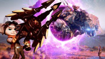 Ratchet & Clank : Rift Apart Rida Ouvre Des