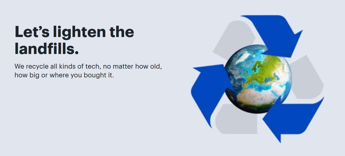 meilleur achat d'image de démarrage de recyclage