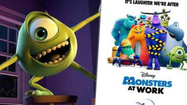 Une Nouvelle Série Monsters Inc. Arrive Sur Disney+ Le Mois
