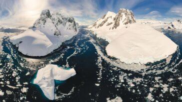 Le Cinquième Océan De La Terre Vient D'être Confirmé