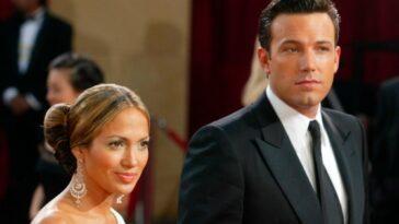 Le baiser passionné qui confirme le retour de Jennifer Lopez et Ben Affleck