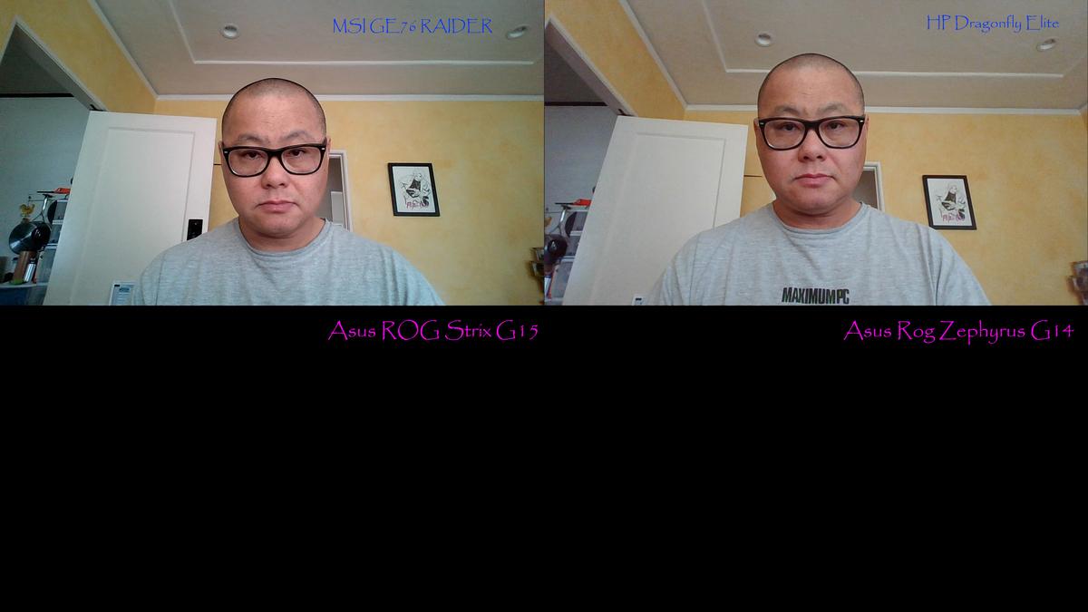 technologie de webcam asus super mince