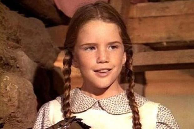 Laura Ingalls était l'une des filles de Charles et Caroline.  (Photo: NBC)
